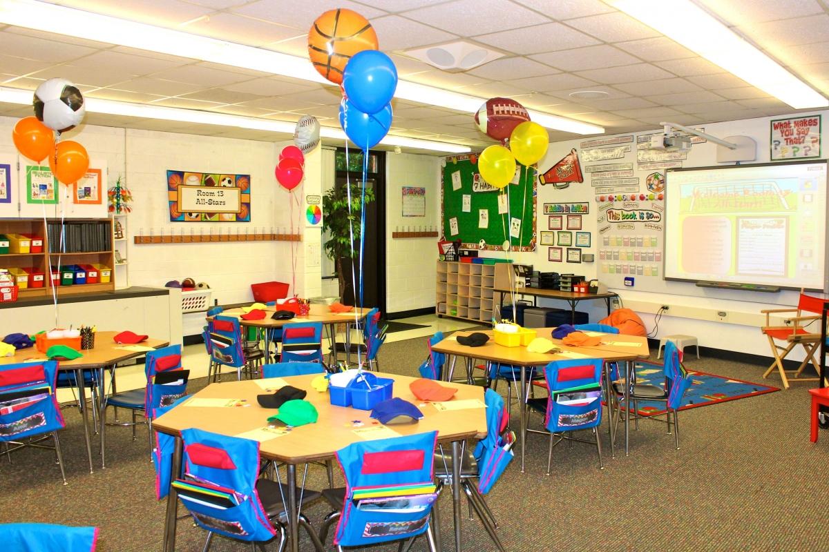 7 Tips Membuat Kelas Ideal Untuk Jenjang Sekolah Dasar Himpunan Mahasiswa Pendidikan Guru Sekolah Dasar Penataan ruang kelas yang baik
